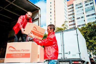 междугородняя перевозка мебели и вещей по россии
