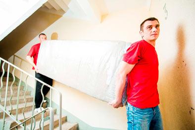 Переезд квартиры с грузчиками недорого в СПб