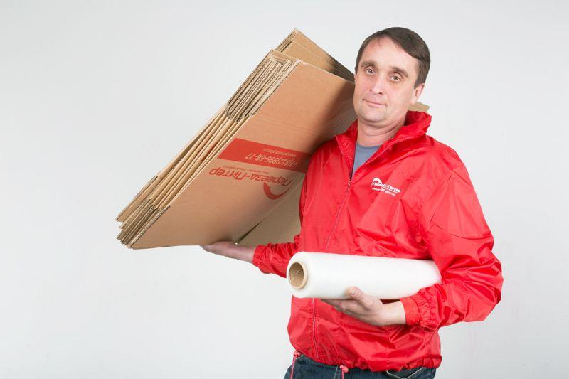 офисный переезд в спб с упаковкой